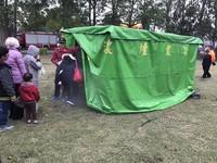 消防局防火宣導 「防火好時雞」活動