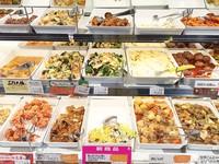 日本上班族都吃這個!24小時現做自助家常菜便當店
