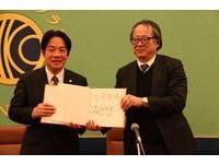 赴日感謝協助台南震災 賴清德:日本像家人般親密的鄰居