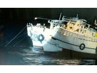 近岸拖網破壞海洋生態 台南海巡嚴正執法取締
