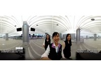 轉乘怕迷路快收藏這篇! 看機捷VR影片破解「北車迷宮」