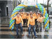 恩智浦歡慶在台50周年 主管、員工自組車隊環島