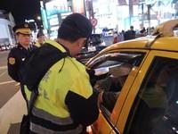 運將性侵韓國女效應? 北市警大動作稽查違法計程車