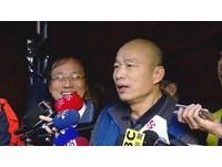 詹啟賢不排除直攻2020總統 韓國瑜冷回:沒有必要