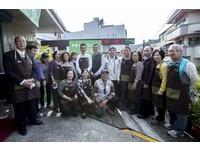 竹市風收站大豐收 3個月回收塑膠瓶量堆疊78座101