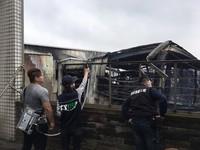 泰豐輪胎大火發生第三天 桃市環保局:空氣品質良好