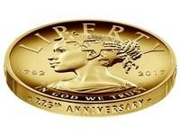 美紀念幣自由女神首見「非裔」 鑄幣局:未來還有亞裔、西裔