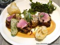 台北創意新美式餐廳 結合三國大廚手藝的特色料理!