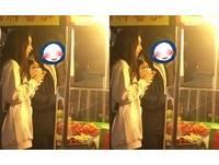 景美夜市拍「正妹買水果」 網友看呆起底...男伴背景超狂!