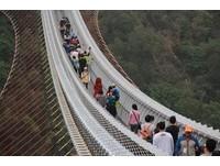 屏東山川琉璃吊橋過年不打烊!春節提供免費定點解說
