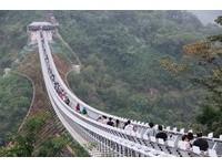 年假訪「屏東山川琉璃吊橋」之美 避排隊人龍靠這招!