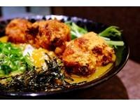 台南蕎麥麵專賣店!將肉汁緊緊鎖住的「炸雞咖哩」