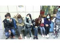 8泰女假觀光真賣淫 30分鐘收費2200元