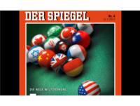 台灣國旗上封面!德國權威雜誌《明鏡》:雙贏是懦夫想法