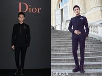 男裝周/王凱跑Dior電音趴 一身黑「帥出天際」