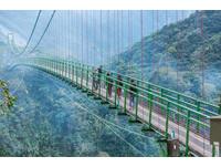 山谷溪河就在腳下!南投10座熱門吊橋、天空步道一次走遍