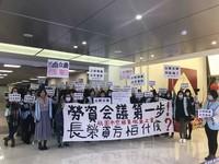 長榮工會空服員抗議協商跳票 長榮出面聲明