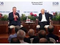 中國要求駐星官媒對兩國友好做出貢獻 李顯龍態度轉好