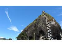 絕美瓜塔佩「巨岩城堡」登頂要爬649階 網笑:物流界黑名單