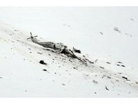 從600公尺墜毀山區6死 義救難直升機「突然消失雷達上」