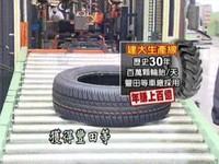 輪胎雙雄獲利創新高 股價聯袂勁揚