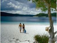 享受陽光吧!2017昆士蘭必玩重點 絕美白沙湖如身在仙境