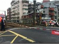 男闖平交道遭普悠瑪撞上慘死 一度單線行車影響4000人
