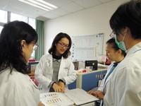 感染科女醫師鄭育容 一人帶領高榮台南分院抗菌