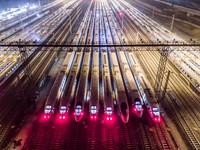 2025建3.8萬公里高鐵線 10萬解放軍千里調動不需半天