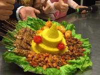 影/洪耀福親自下廚 學做印尼特色風味「薑黃飯」