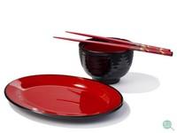用「美耐皿餐具」喝熱湯 三大狀況恐溶出甲醛、三聚氫胺