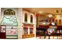 林口Kitty餐廳大年初一開幕!好萊塢復古風顛覆粉紅印象