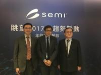 SEMI:MEMS、軟性混合電子、化合物半導體帶動半導體