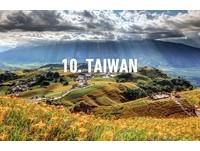 台灣上榜「10大必訪國家」 羅浮指南:台北設計感超強!