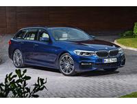 1700公升海量行李廂!BMW 5系列旅行車輕盈登場
