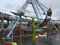 228連假兒童新樂園、貓纜延長營業時間