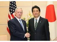 美國國防部長:暫時不會出兵南海 協助日本防衛釣魚台