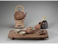 陶藝外交!陳景亮《亮式茶席》匈牙利博物館飄香
