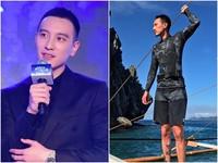 王陽明裸身「超密集刺青」現形 網驚:是穿了毛衣?
