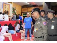 泰國4層樓按摩院32女大接客 小姐來自3國還雇用未成年少女