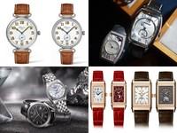 情人節戴「對錶」最浪漫! 6大品牌讓你放閃好有型