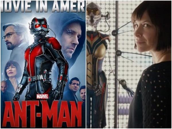 《蟻人與黃蜂女》重要角色回歸! 續集進度曝光