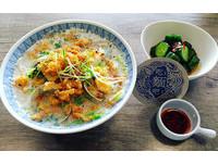 網友讚「味蕾新感受」!台南怪奇料理「蛤蜊豆漿湯麵」