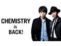日本音樂速報/CHEMISTRY 化學超男子 再度合體