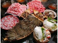 海鮮吃到痛風!台北3間討論度超高的大份量火鍋