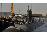 看緊杜特蒂? 美軍「路易斯維爾號」核潛艦訪蘇比克灣