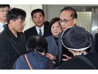 林全赴二殯上香 家屬盼杜絕意外:台灣是有水準的國家