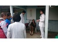 佳里奇美醫療團隊前進學甲 提供8位獨居長者整體照護