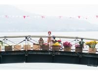 聚集全台北的玫瑰! 52赫茲我愛你電影場景 碼頭變花市