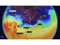 下周有寒流? 彭啟明:的確會降溫,但沒上周冷